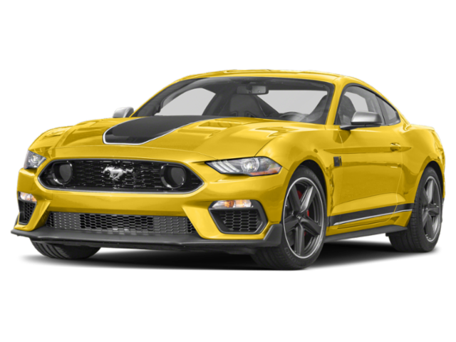 2021 Ford Mustang Mach 1 Fastback image