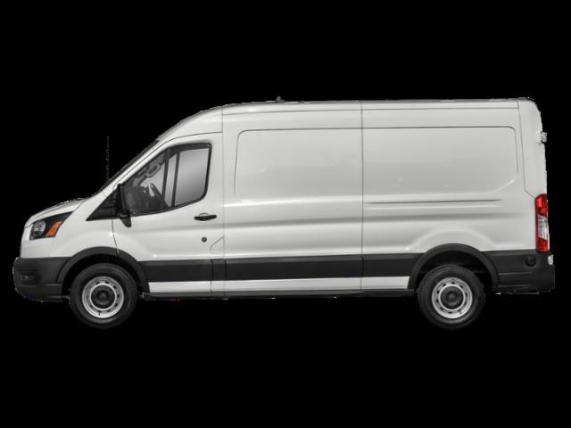 "2021 Ford Transit Cargo Van T-350 130"" Med Rf 9500 GVWR RWD image"