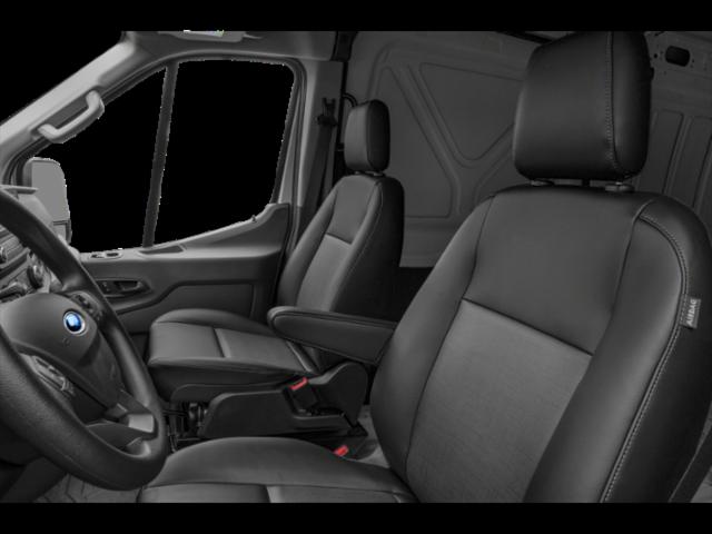 "2021 Ford Transit Cargo Van T-150 148"" Med Rf 8670 GVWR RWD image"