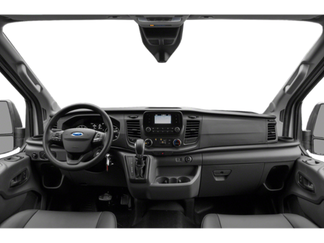 "2021 Ford Transit Cargo Van T-250 130"" Med Rf 9070 GVWR RWD image"