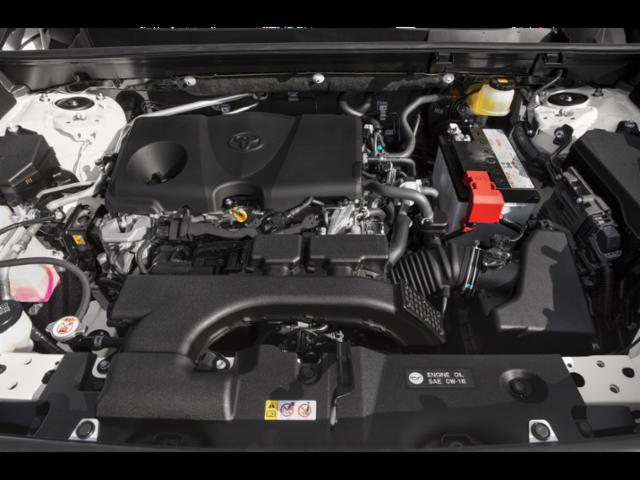 2021 Toyota RAV4 XLE FWD image