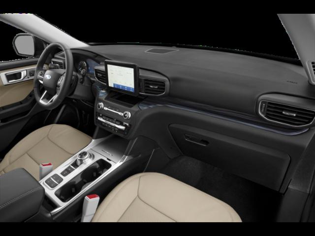 2021 Ford Explorer XLT 4WD image