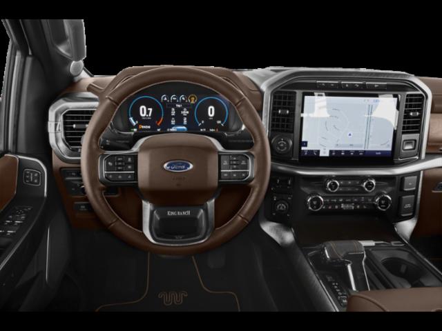 King Ranch 4WD SuperCrew 5.5' Box image
