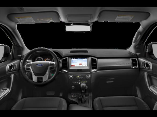 2021 Ford Ranger XLT 4WD SuperCab 6' Box image