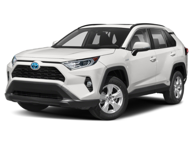 2021 Toyota RAV4 Hybrid XLE AWD image