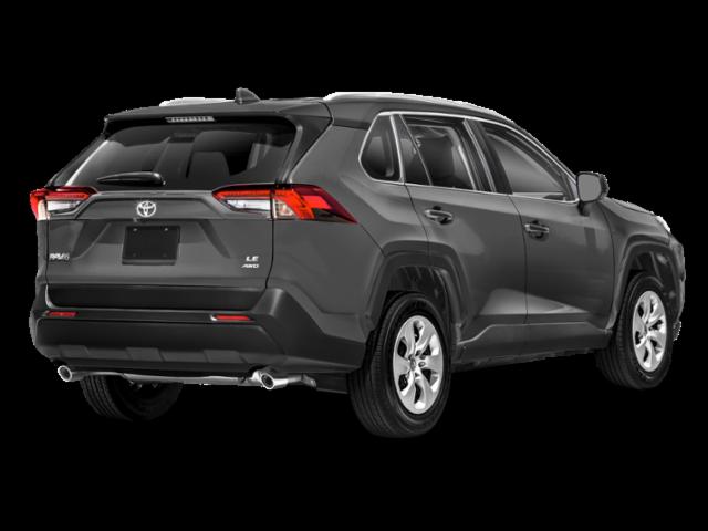 2021 Toyota RAV4 LE AWD image
