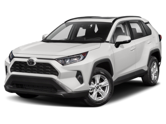 2021 Toyota RAV4 XLE AWD image