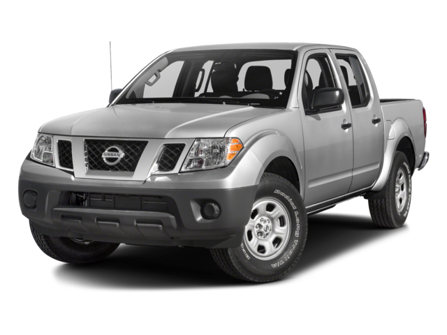 2018 Nissan Frontier S 2WD Crew Cab