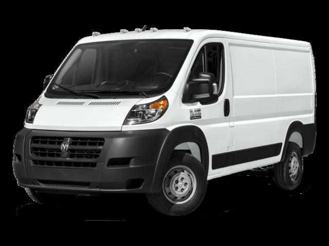 2018 Ram ProMaster 1500 Low Roof 136 WB 3D Cargo Van