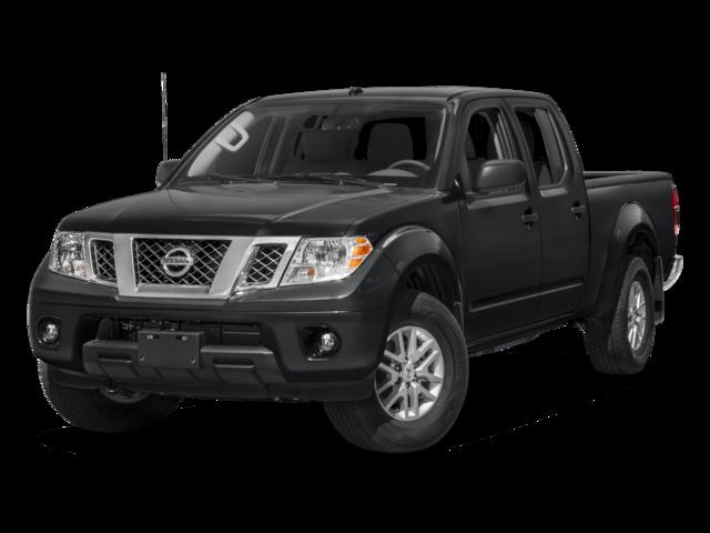 2017 Nissan Frontier SV 2WD Crew Cab