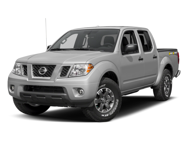 2017 Nissan Frontier Desert Runner 2WD Crew Cab