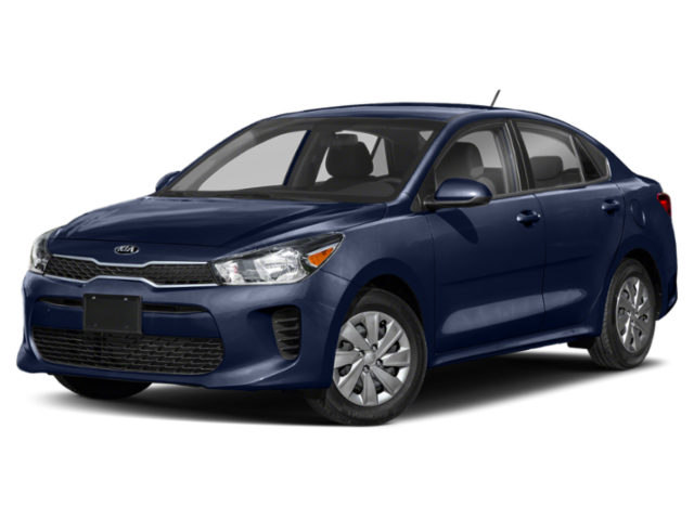 2020 Kia Rio LX (IVT) Sedan