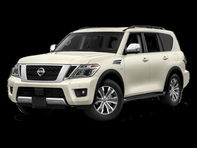2017 Nissan Armada SL 2WD 4 Dr SUV