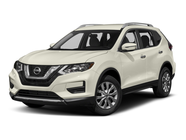 2017 Nissan Rogue 2017.5 S FWD 4 Dr SUV