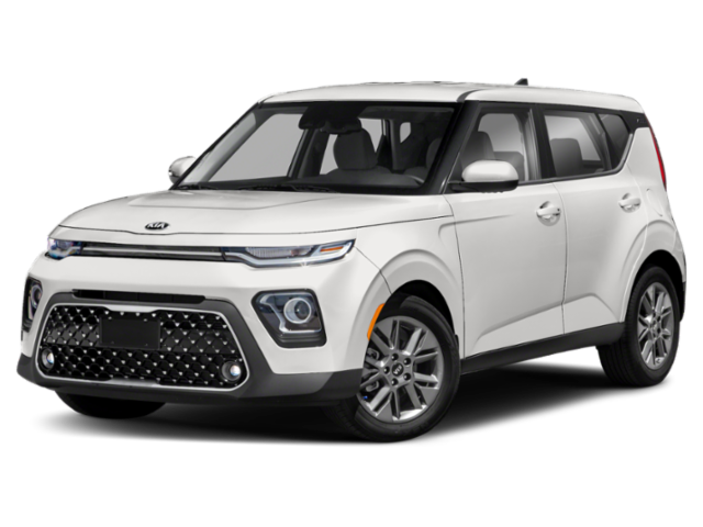 2021 Kia Soul Turbo Hatchback