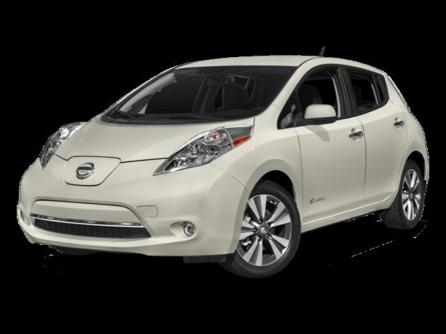 2017 Nissan LEAF S 5 Dr Hatchback