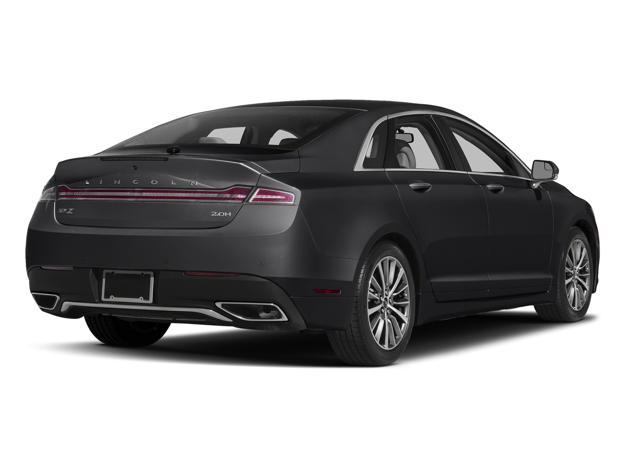 2017 Lincoln MKZ HYBRID 4dr Car Slide