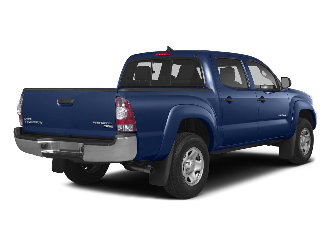 2015 Toyota Tacoma PRERUNNER Crew Cab Pickup Slide