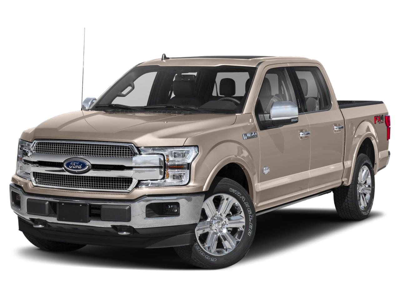 2018 Ford F-150 KING RANCH Crew Cab Pickup Slide