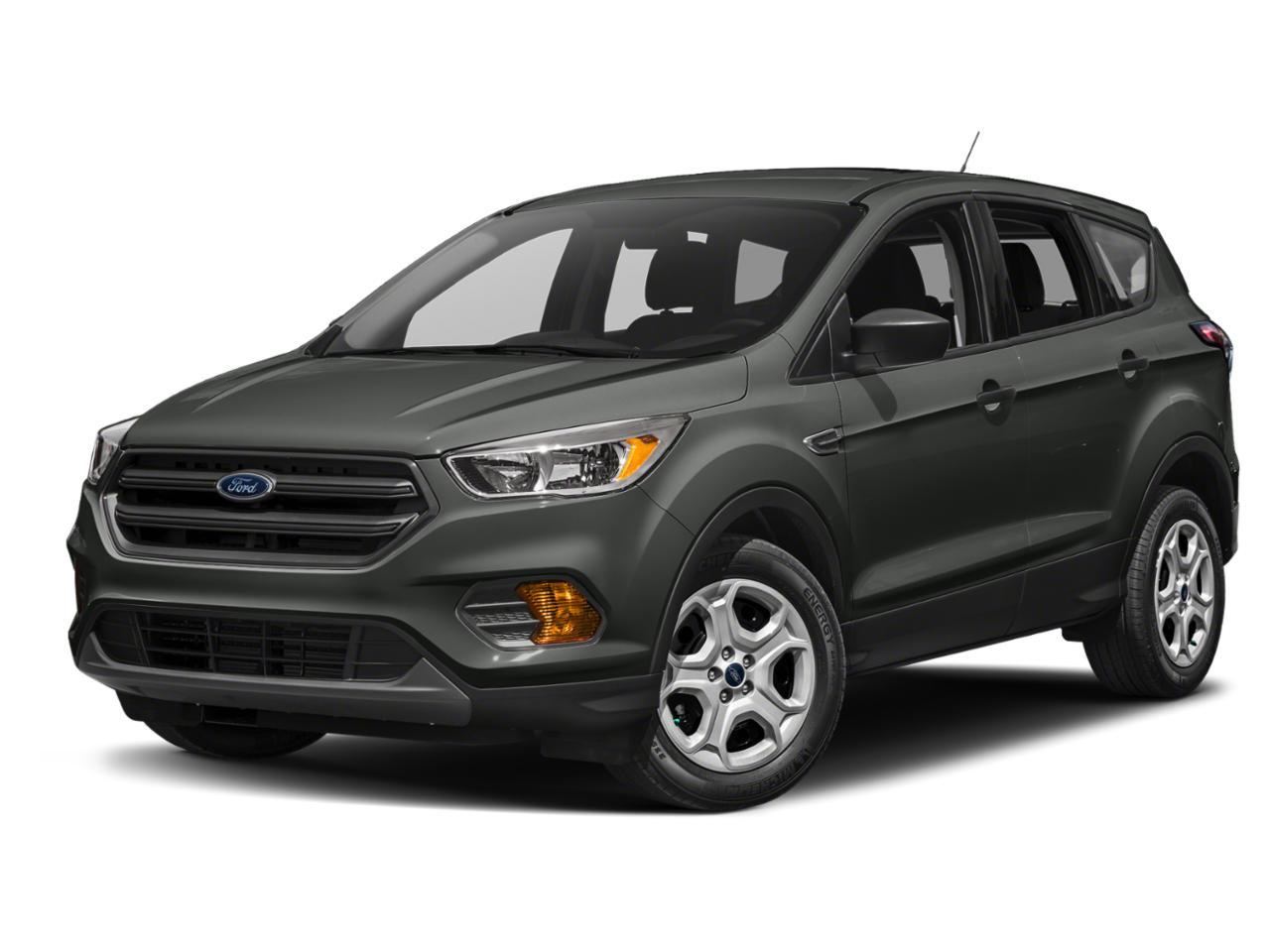 2018 Ford Escape S SUV Slide