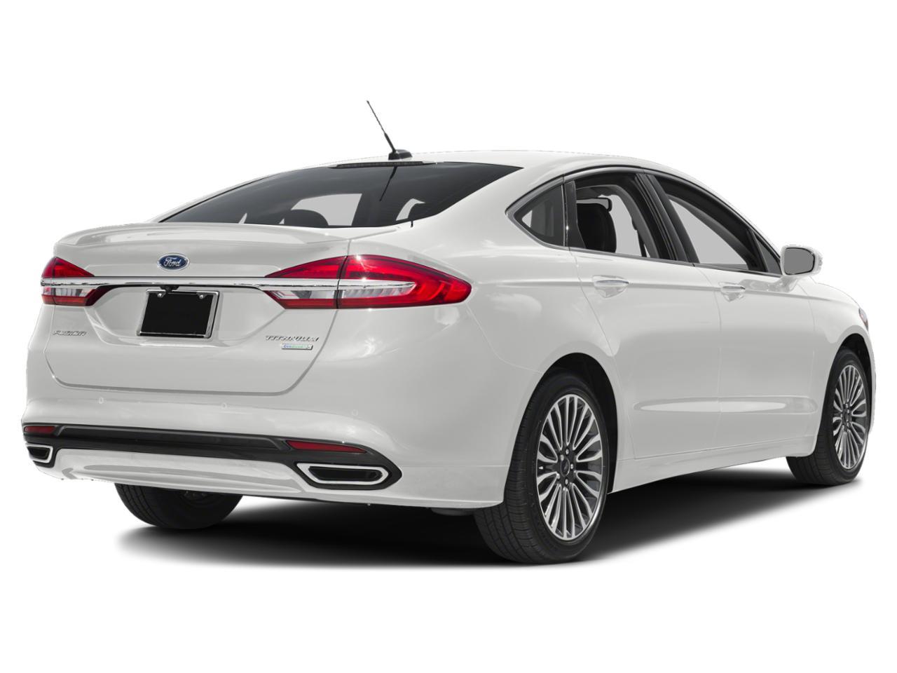 2018 Ford Fusion TITANIUM 4dr Car Slide