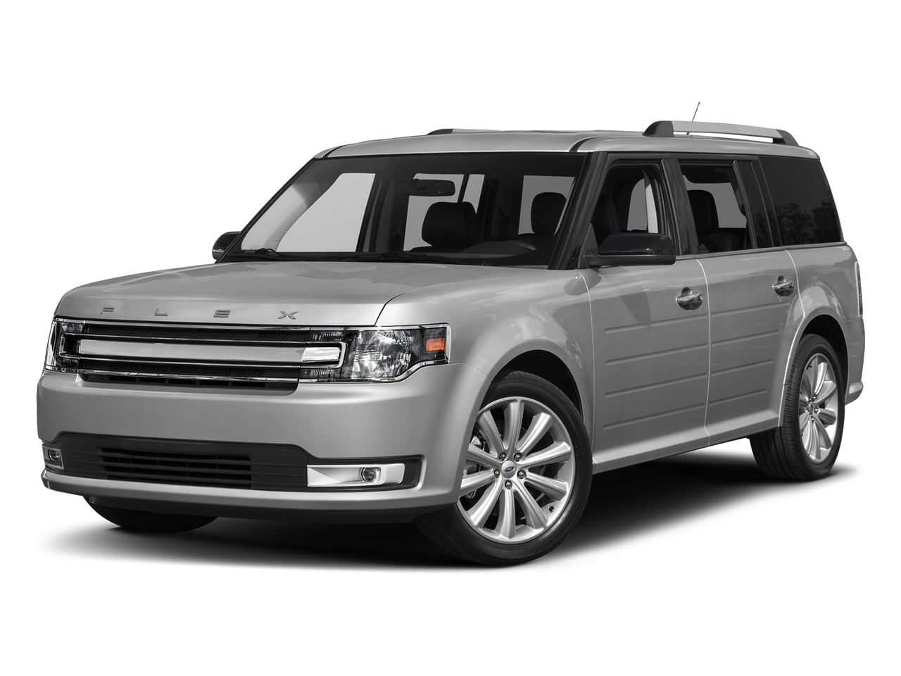 2018 Ford Flex SEL SUV Slide