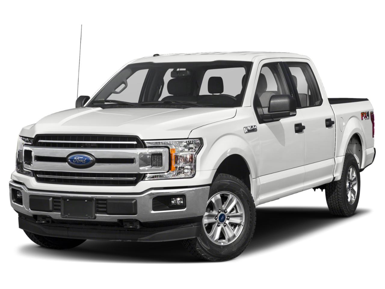2018 Ford F-150 XLT Crew Cab Pickup Slide