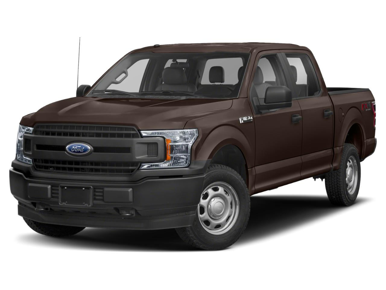 2018 Ford F-150  Crew Pickup Slide