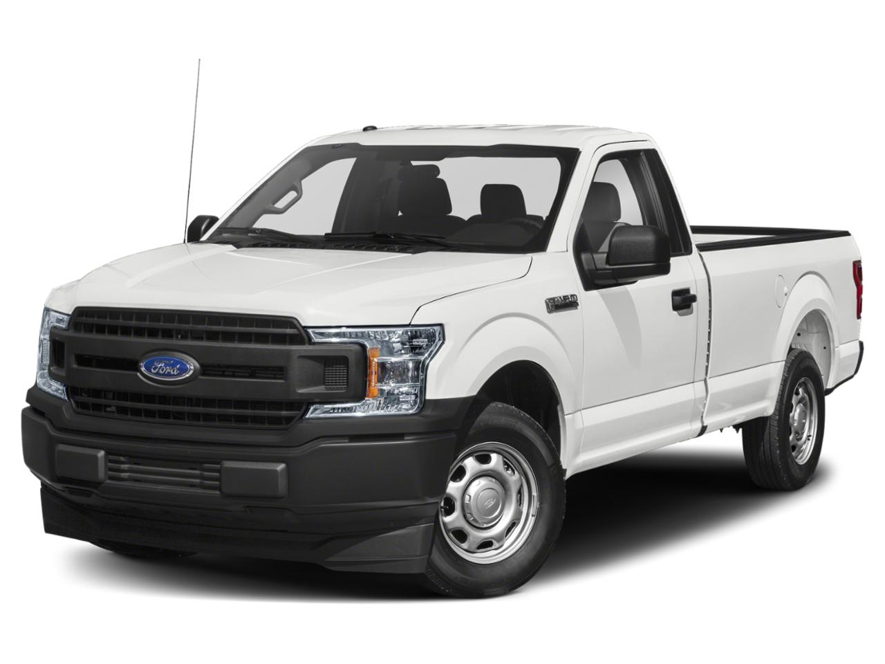 2018 Ford F-150 XL Regular Cab Pickup Slide