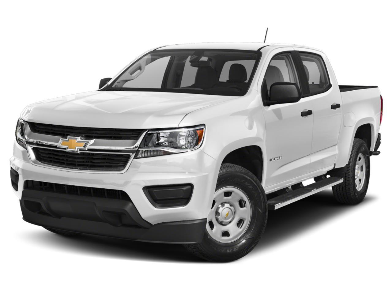 2019 Chevrolet Colorado WORK TRUCK Crew Cab Pickup Slide