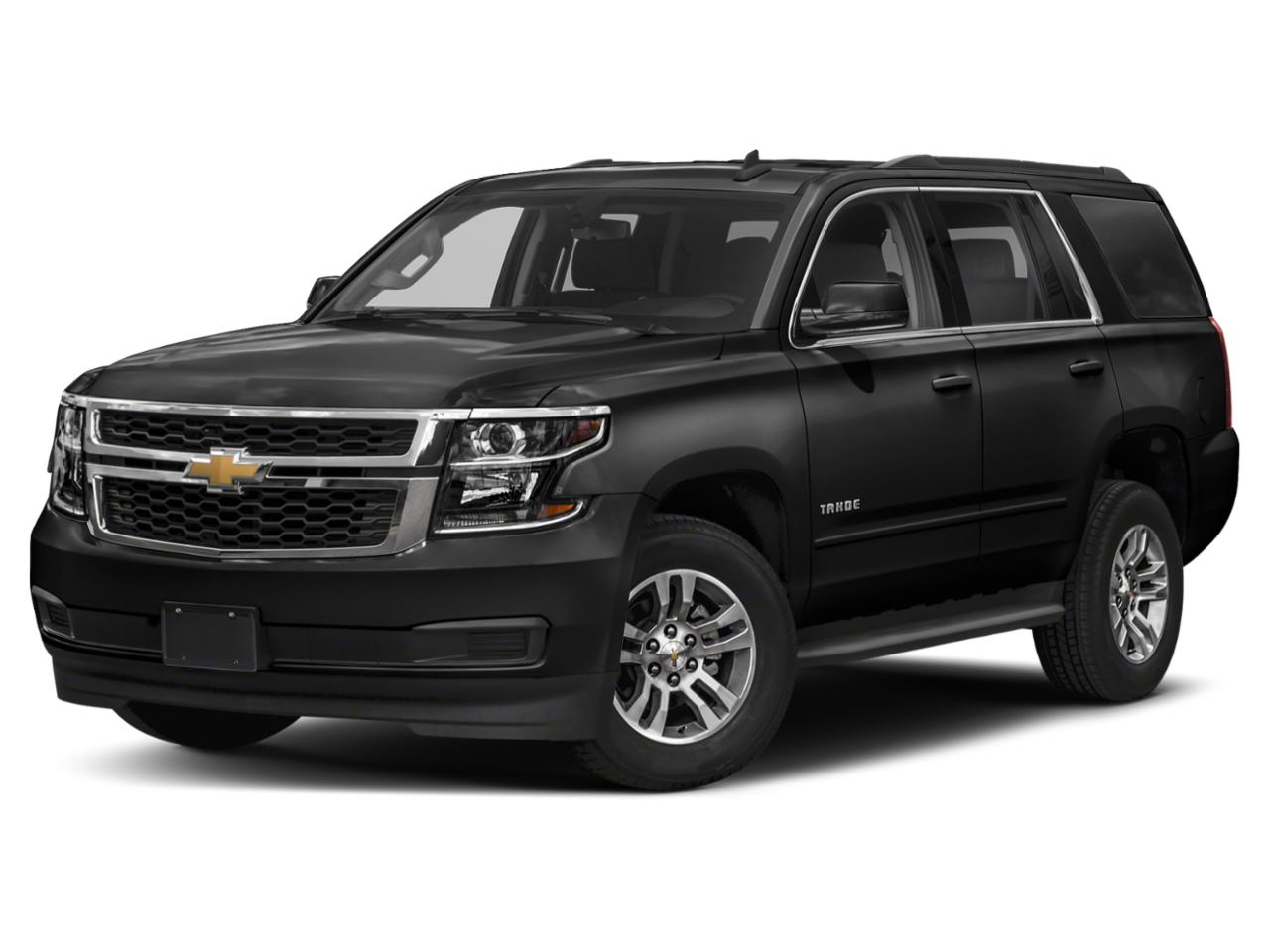 Black 2019 Chevrolet Tahoe LS SUV Wake Forest NC
