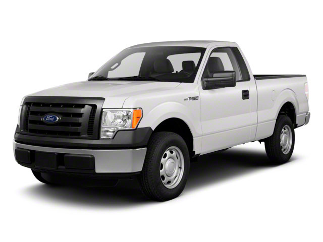 2012 Ford F-150 XL Regular Cab Pickup Slide
