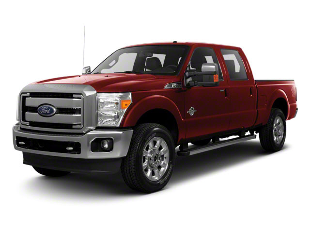 2012 Ford Super Duty F-250 SRW LARIAT Crew Cab Pickup Slide 0