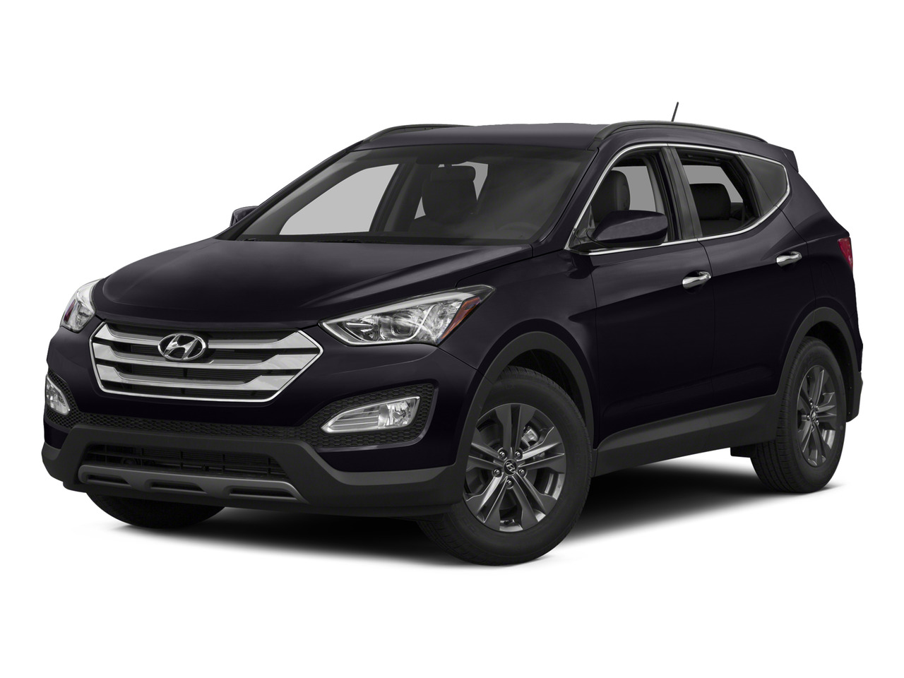 Twilight Black 2015 Hyundai Santa Fe Sport 2.4L SUV Indian Trail NC