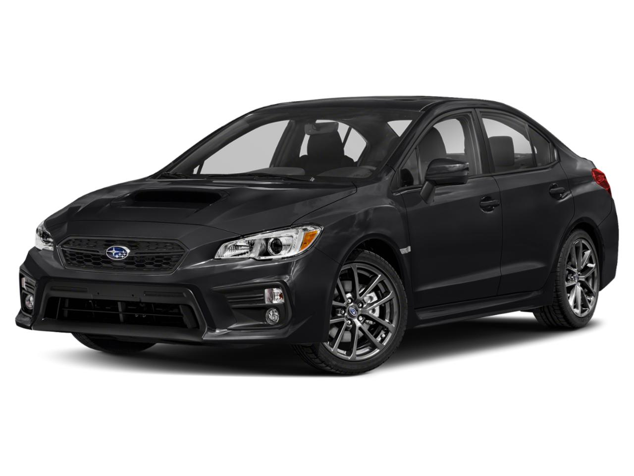 Blue Pearl 2019 Subaru Wrx LIMITED 4D Sedan Raleigh NC