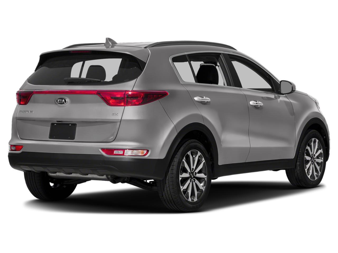 2018 Kia Sportage EX SUV Slide