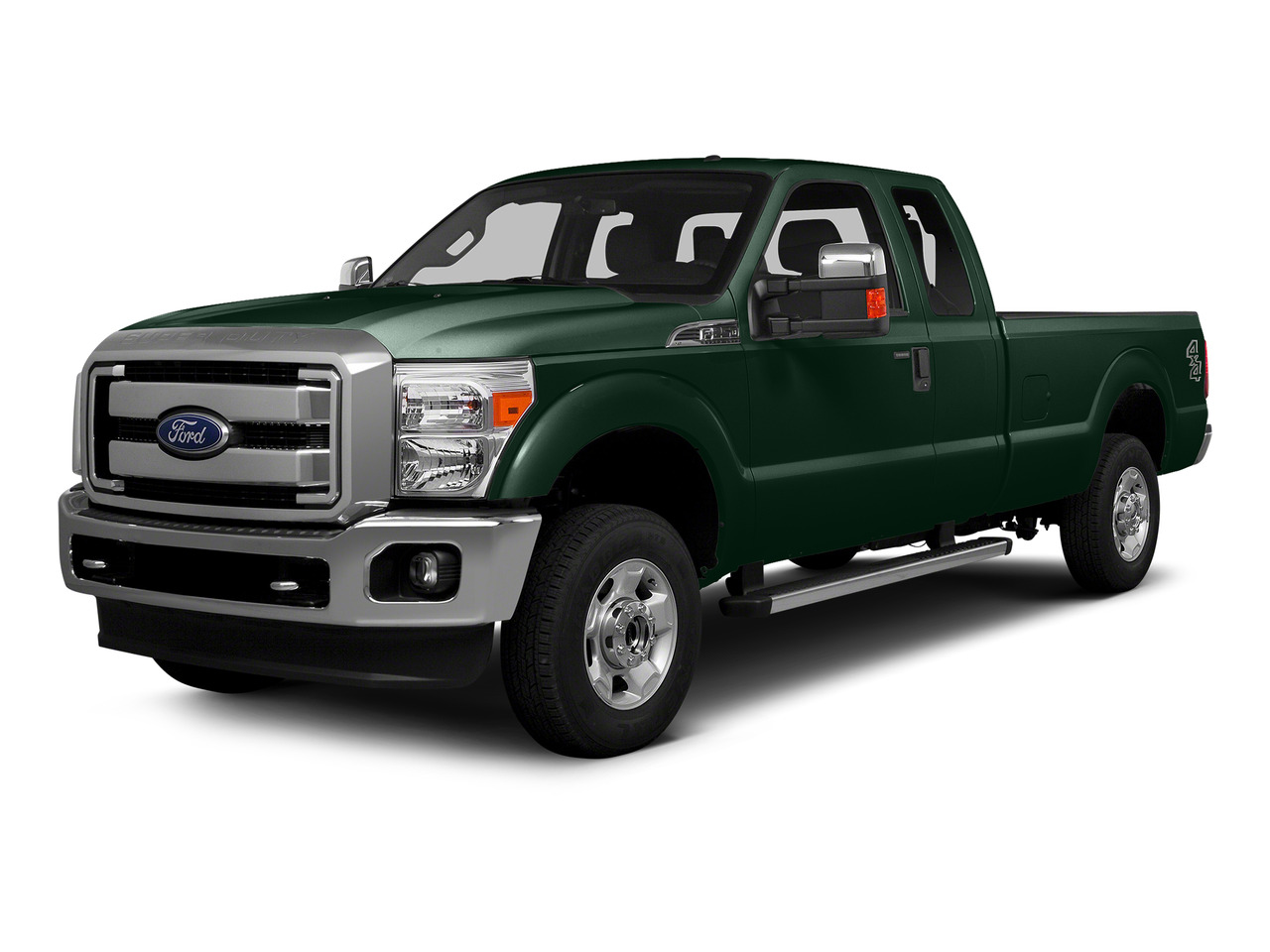 2016 Ford F-250SD  Extended Cab Pickup Slide