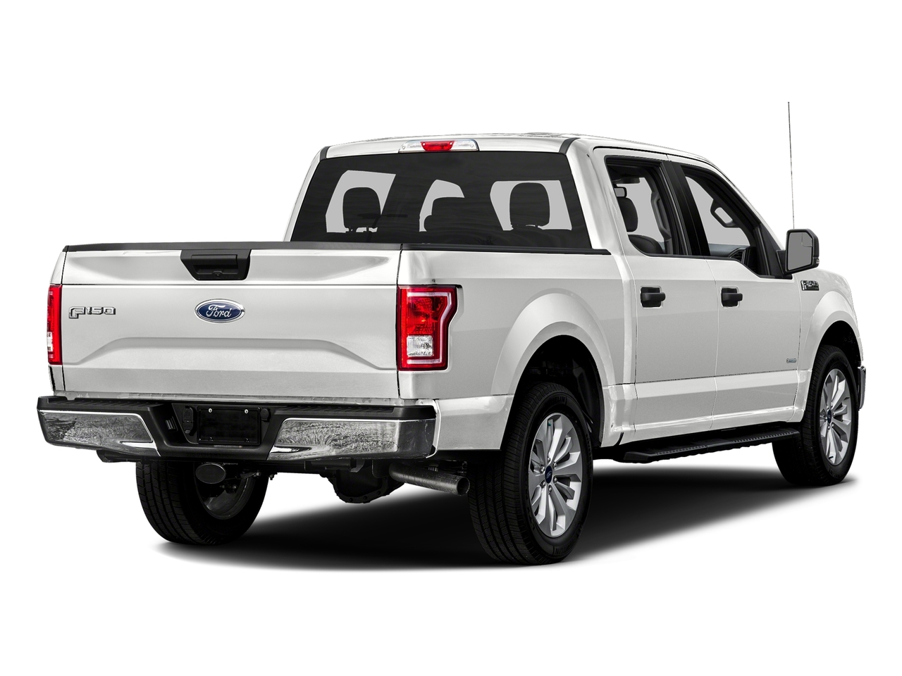 2016 Ford F-150 KING RANCH Crew Cab Pickup Slide