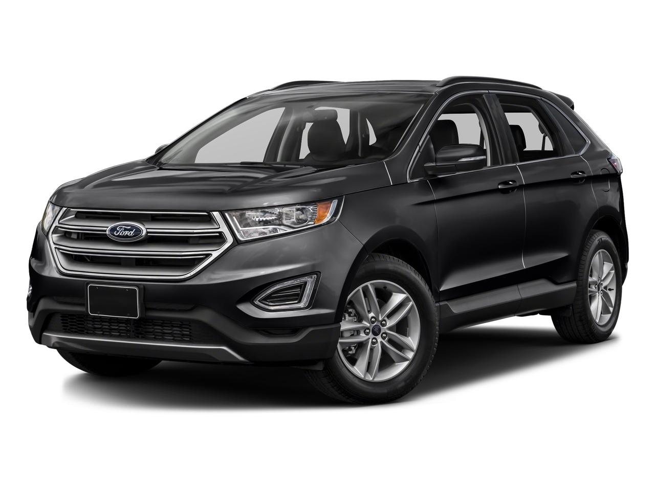 2016 Ford Edge SEL SUV Slide