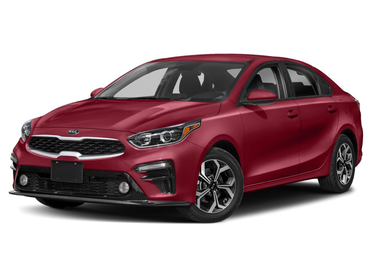 2020 Kia Forte LXS 4dr Car Slide 0