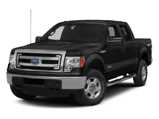 2013 Ford F-150  Crew Cab Pickup Slide