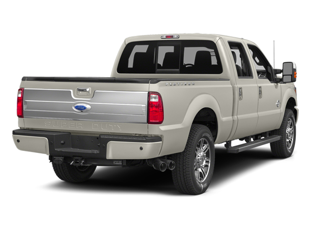 2013 Ford F-250SD PLATINUM Crew Cab Pickup Slide