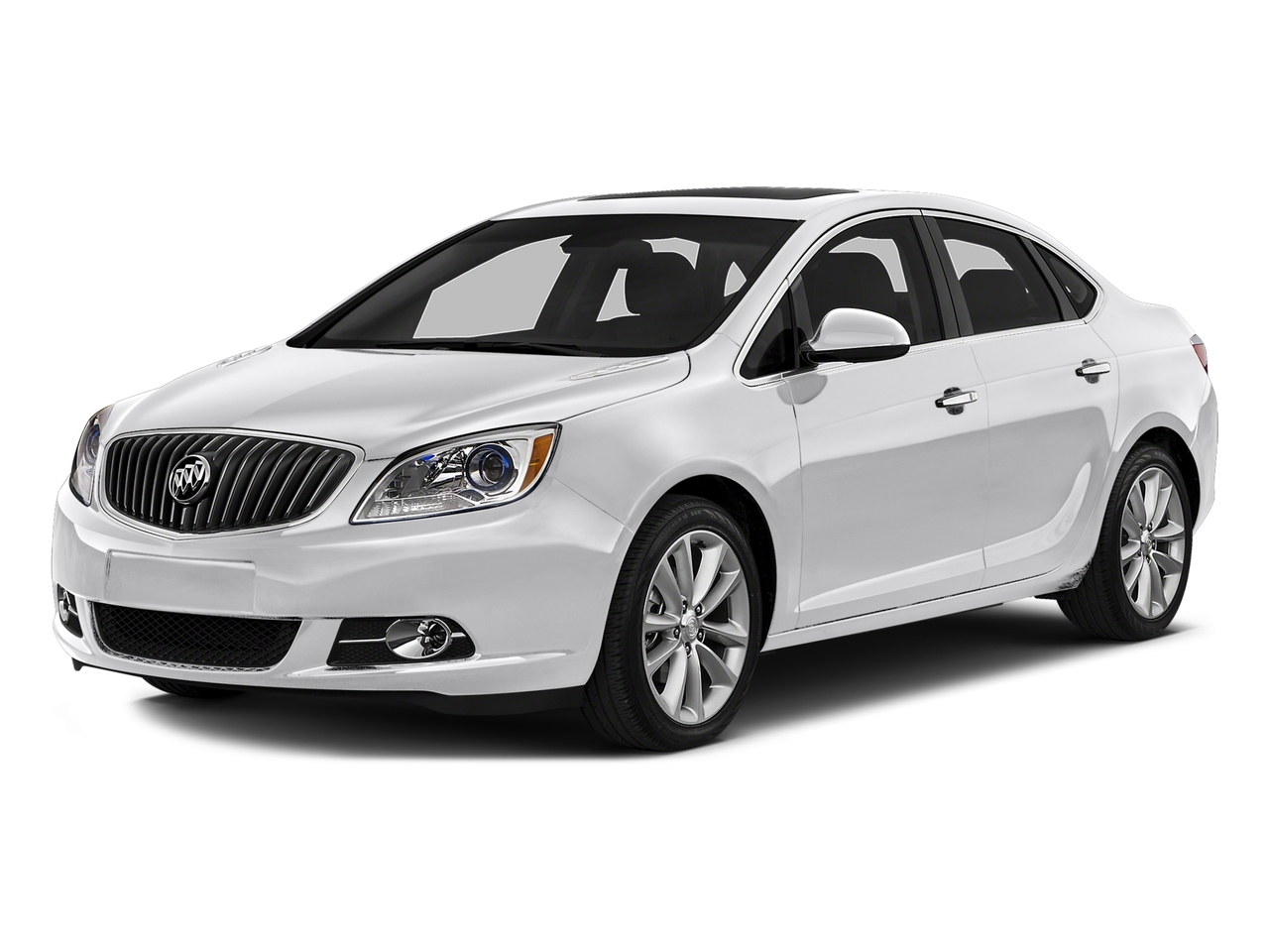 Summit White 2016 Buick Verano LEATHER GROUP 4dr Car Lexington NC