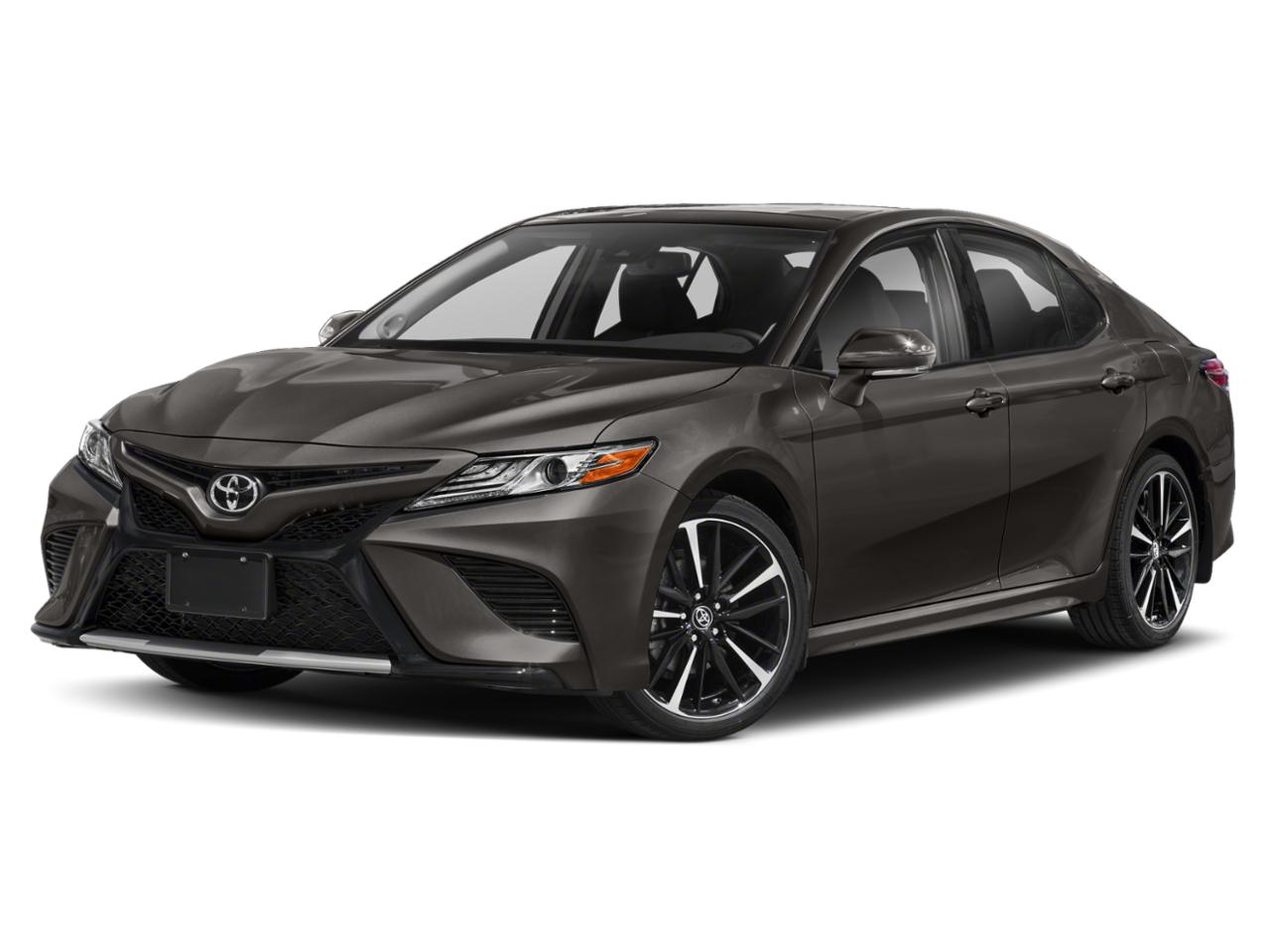 2020 Toyota Camry XSE V6 4dr Car Slide