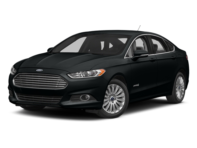 2014 Ford Fusion Hybrid S 4dr Car Slide