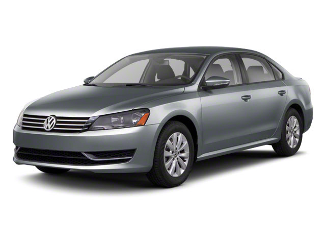2012 Volkswagen Passat 2.5 SEL 4dr Car Slide