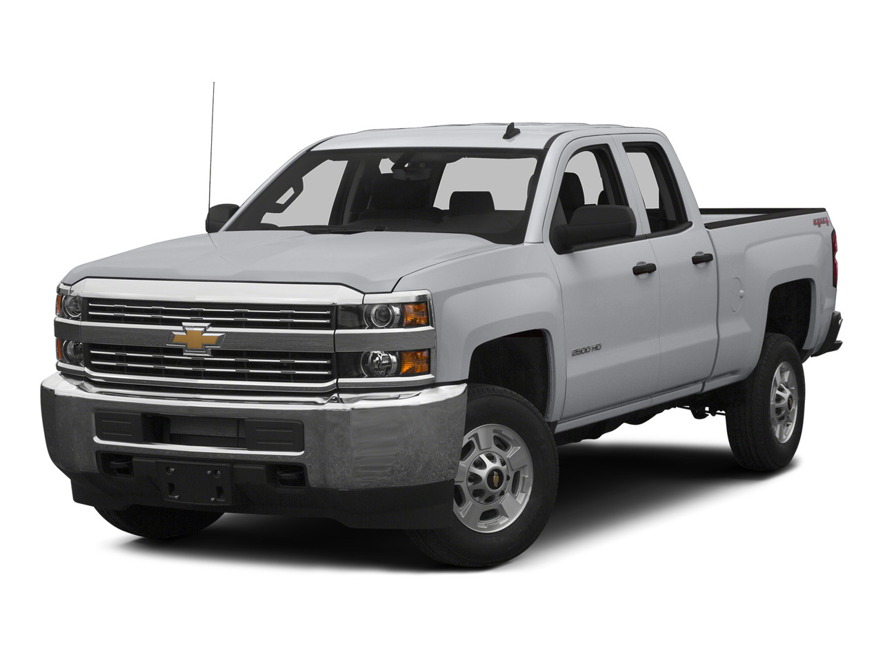 2015 Chevrolet Silverado 2500HD WORK TRUCK Extended Cab Pickup Slide