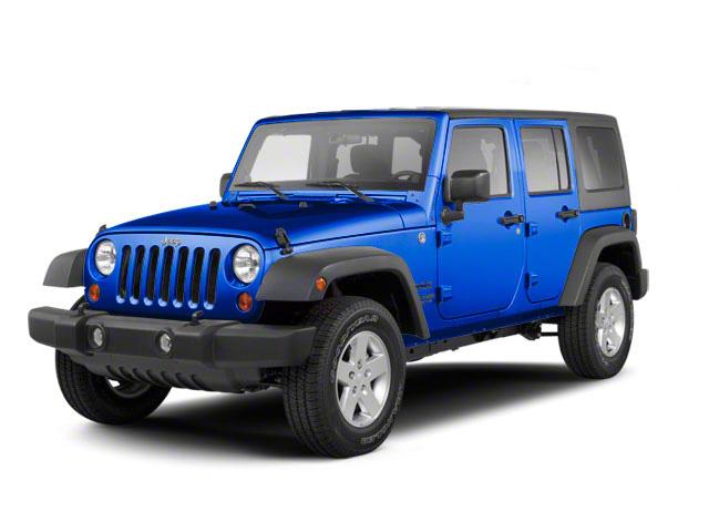 2011 Jeep Wrangler UNLIMITED SAHARA Convertible Slide