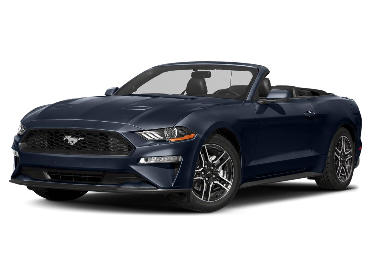 2019 Ford Mustang  Convertible Slide