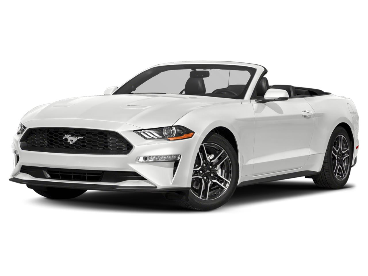 2019 Ford Mustang ECOBOOST PREMIUM Convertible Slide